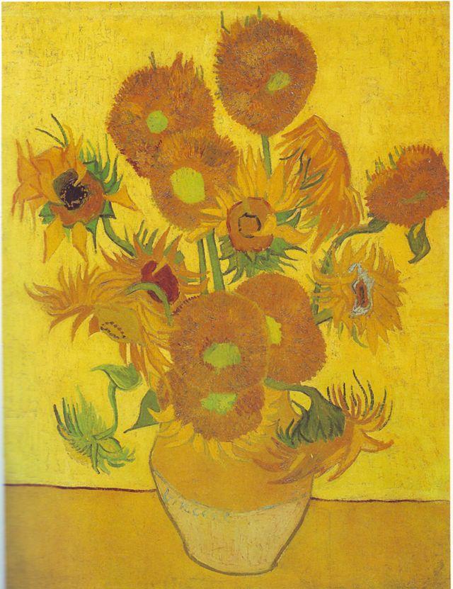 Van Gogh's famous