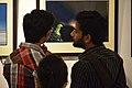 Visitors - Group Exhibition - PAD - Kolkata 2016-07-29 5514.JPG