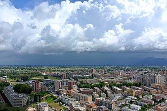 Latina, Lazio - Panorama of Latina