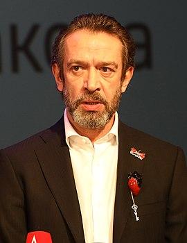 Владимир машков член единой россии