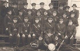 Voluntary Firefighter Society Kovačica 10th anniversary celebration
