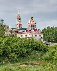 Vyatka-Kirov asv2019-05 img23 Holy Mandylion Church.jpg