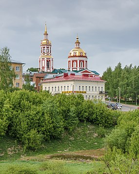 Vyatka-Kirov asv2019-05 img23 Holy Mandylion Church.jpg