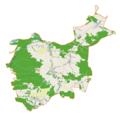 Włodowice (gmina) location map.png