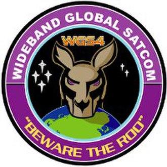 Wideband Global SATCOM - Image: WGS 4 logo