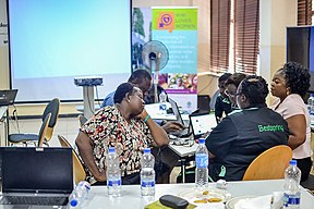 WIki Loves Women Event Women In Social Services- Promoting SDG in Nigeria 11.jpg