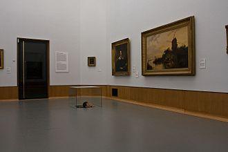 Maurizio Cattelan - Untitled, 2001 (2001), Museum Boijmans Van Beuningen