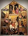 WLA lacma St George Triptych.jpg