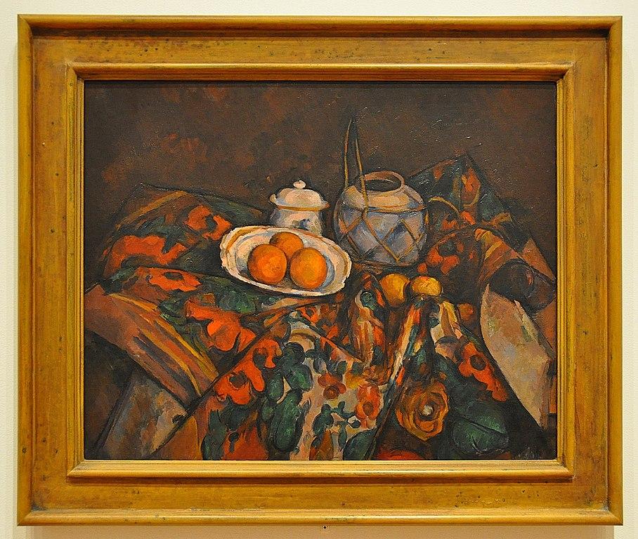 Sugar Bowl Framed Canvas