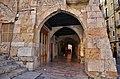 WLM14ES - Porxos medievals, o arcs del carrer de la Merceria, Tarragona - MARIA ROSA FERRE (1).jpg