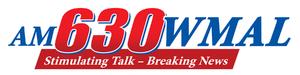 WMAL (AM) - WMAL logo, 2009-2011