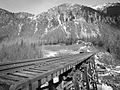 WP&YR Trestle Bridge, East Skagway River (14000442202).jpg