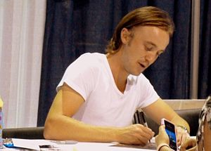 Tom Felton - Felton in 2012