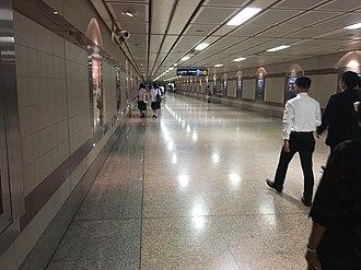 Hua Lamphong MRT Station - Exit 2 to Bangkok Railway Station