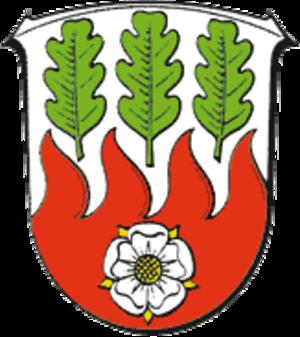 Breuna - Image: Wappen Breuna
