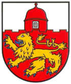Coat of arms of the Brome patch