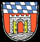 Das Wappen von Deggendorf