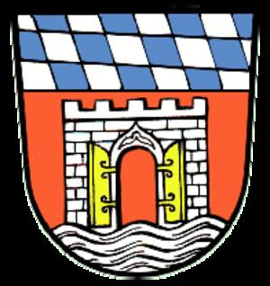 Deggendorf - Image: Wappen Deggendorf