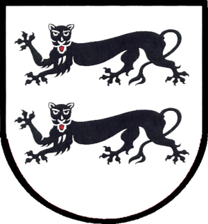 Mediatized Houses - Image: Wappen Grafschaft Hohenlohe