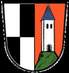 Das Wappen von Hohenberg a.d.Eger