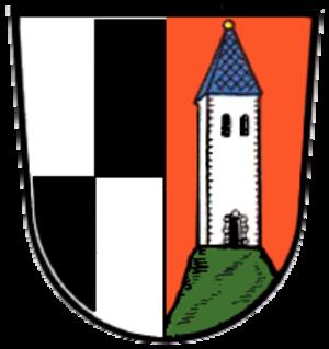 Hohenberg an der Eger - Image: Wappen Hohenberg an der Eger