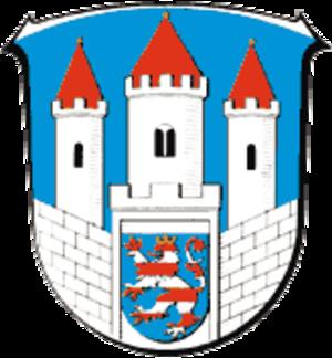 Liebenau, Hesse - Image: Wappen Liebenau (Hessen)