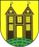 Das Wappen von Lugau/Erzgeb.