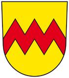 Das Wappen von Manderscheid