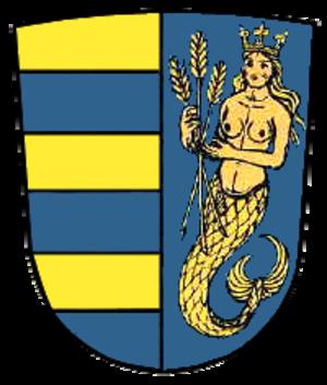 Niederschönenfeld - Image: Wappen Niederschoenenfeld