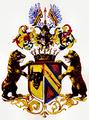 Wappen der Freiherren von Styrczea 1880.png