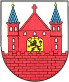 Das Wappen von Lommatzsch