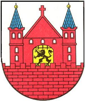 Lommatzsch - Image: Wappen lommatzsch