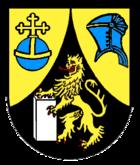 Das Wappen von Ramstein-Miesenbach