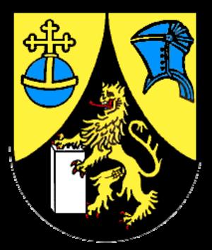 Ramstein-Miesenbach - Image: Wappen von Ramstein Miesenbach