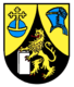 Coat of arms of Ramstein-Miesenbach