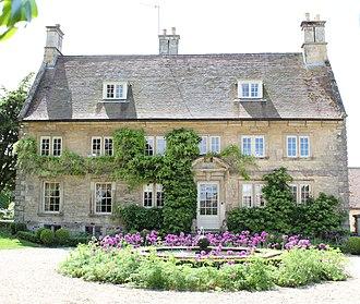 Wappenham - Wappenham House