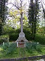 War Memorial, The Grove, Ryall - geograph.org.uk - 3448.jpg