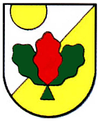 Coat of arms of Wesoła