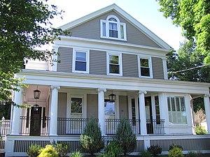 Washington Damon House - Washington Damon House