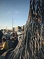 Washington District Wharf metal firepit picture.jpg