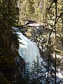 Waterfall of ice in Banff national park.jpg