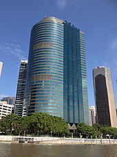 Waterfront Place, Brisbane, Thomson Geer's Brisbane offices Waterfront Place, Brisbane 02.2014 01.jpg