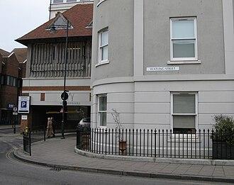 Watling Street - Modern Watling Street in Canterbury