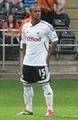 Wayne Routledge playing for Swansea City in a Pre Season friendly versus Real Betis.jpg