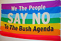 We the People Say No to the Bush Agenda by David Shankbone.jpg