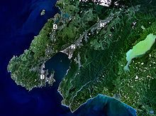 Wellington landsat labelled.jpg