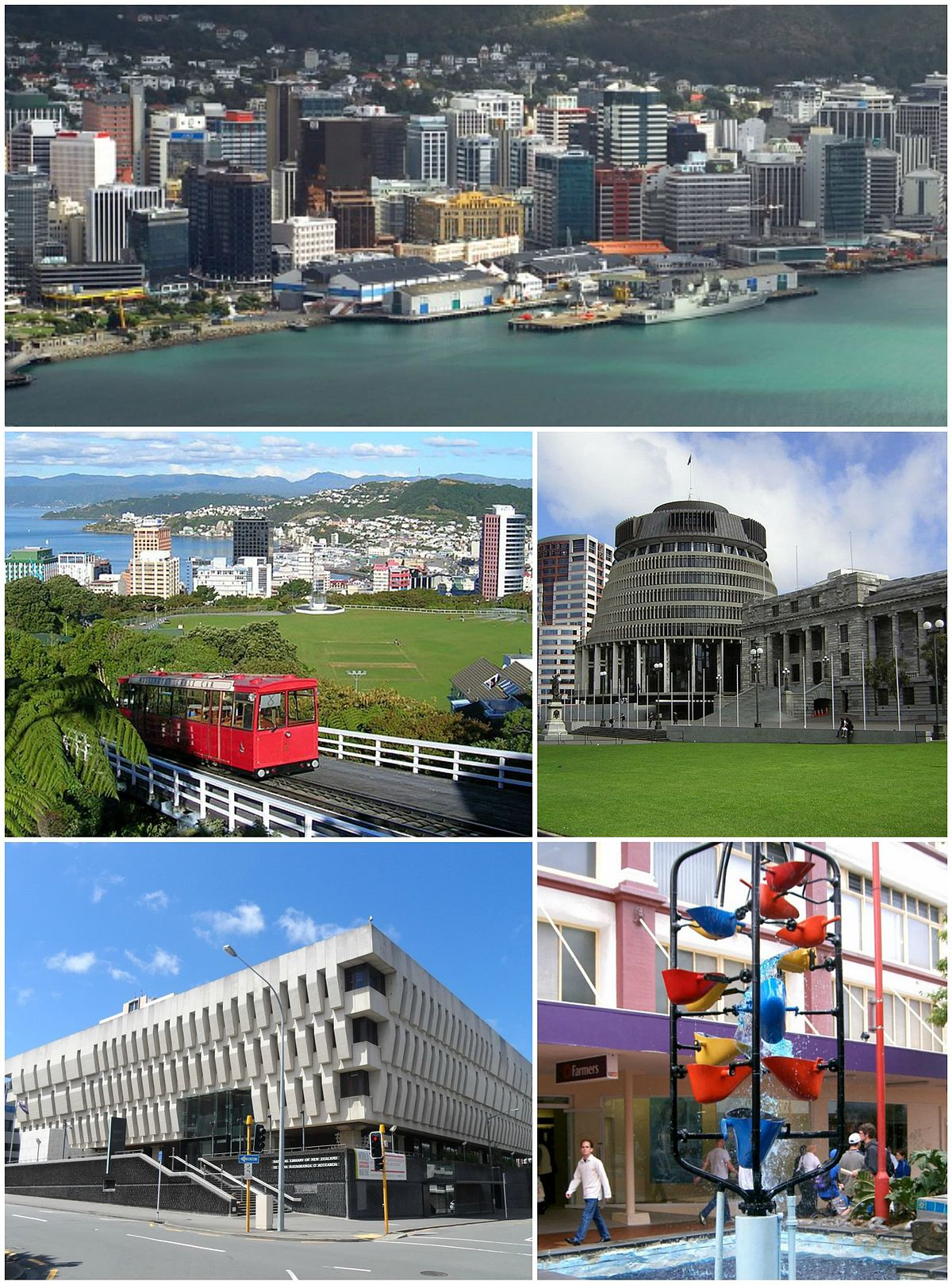 Wellington Wikipedia
