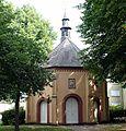 Werl, denkmalgeschützte Kapelle auf der Gänsevöhde.JPG