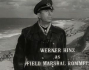 Werner Hinz - in The Longest Day (1962)