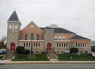 Belleville, New Jersey Township in New Jersey